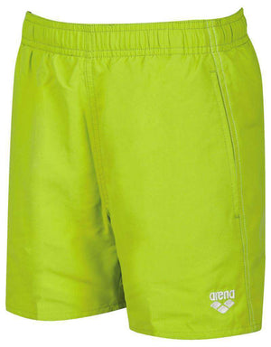 Fundamentals Jr Boxer soft-green/white | Zwemmershop