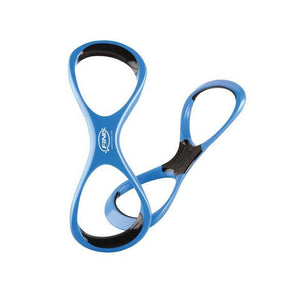 Finis Forearm Fulcrum Paddles jr blue zwemmenenzo.nl