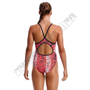 Funkita Girls Diamond Back Sea Snake