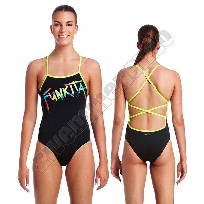 Funkita Ladies Strapped in One Funkita Tag