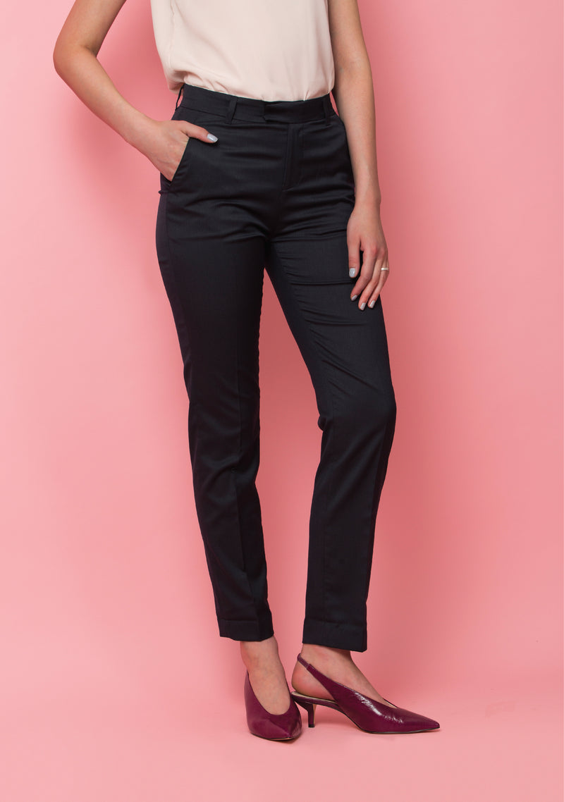 Pleated Work Trousers