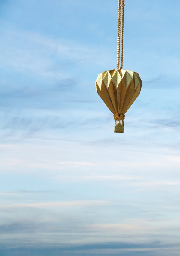 ODC / Hot Air Balloon Origami