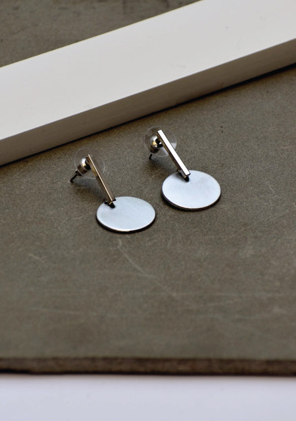 ODC / Silver Earrings