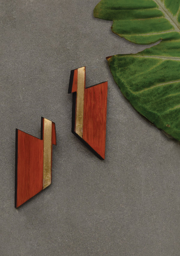 Raff / Laszlo Earrings