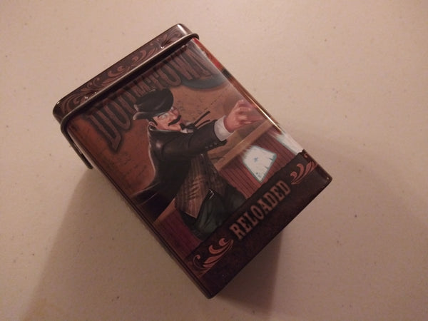 Doomtown: GenCon2014 Deck Tin