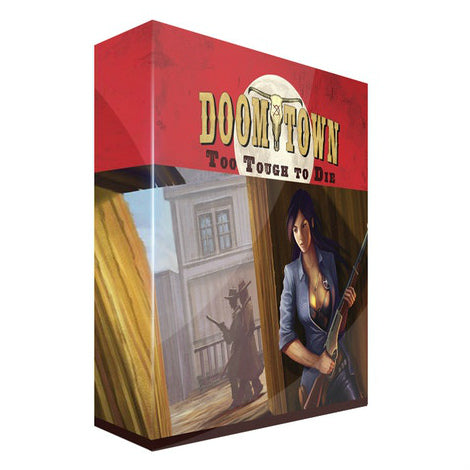 Doomtown: Too Tough to Die Pinebox
