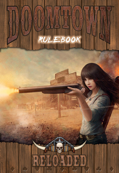Doomtown: Rulebook 2.0