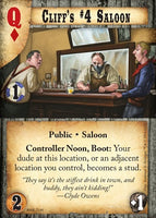 Doomtown: Blood Moon Rising Pinebox
