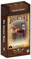 Doomtown: The Curtain Rises Saddlebag