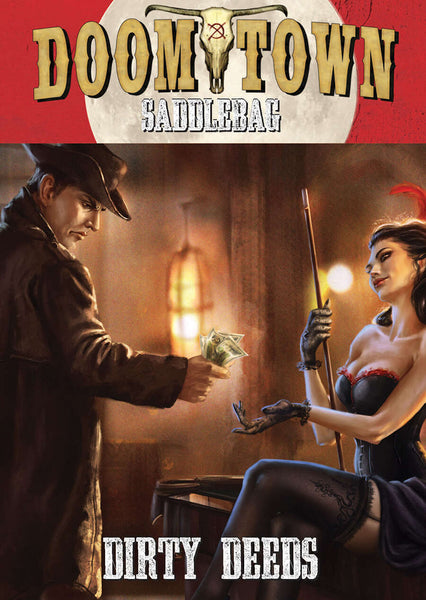Doomtown: Dirty Deeds Saddlebag
