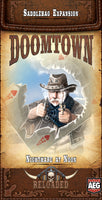 Doomtown: Nightmare at Noon Saddlebag
