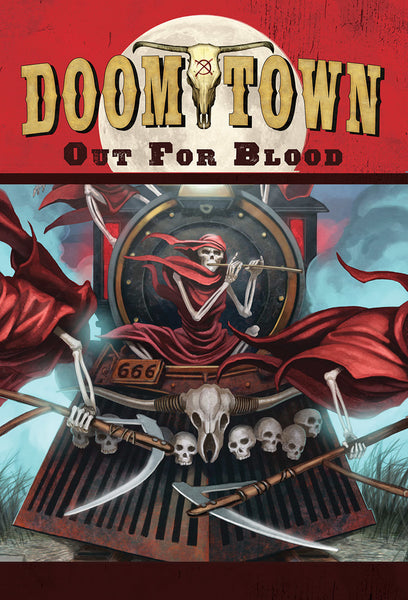 Doomtown: Out For Blood Pinebox