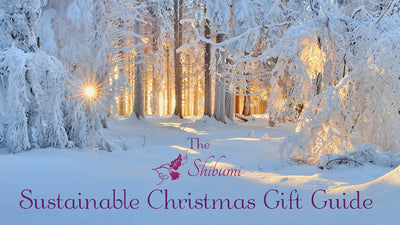 Shibumi's Sustainable Christmas Gift Guide 2018