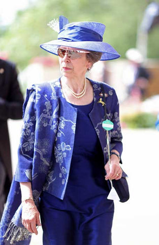 Princess Anne Royal Ascot Outfit Ladies Day 2021