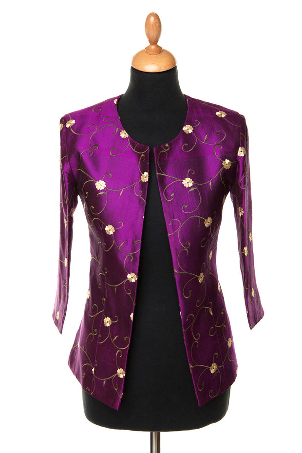 Juna Jacket in African Violet