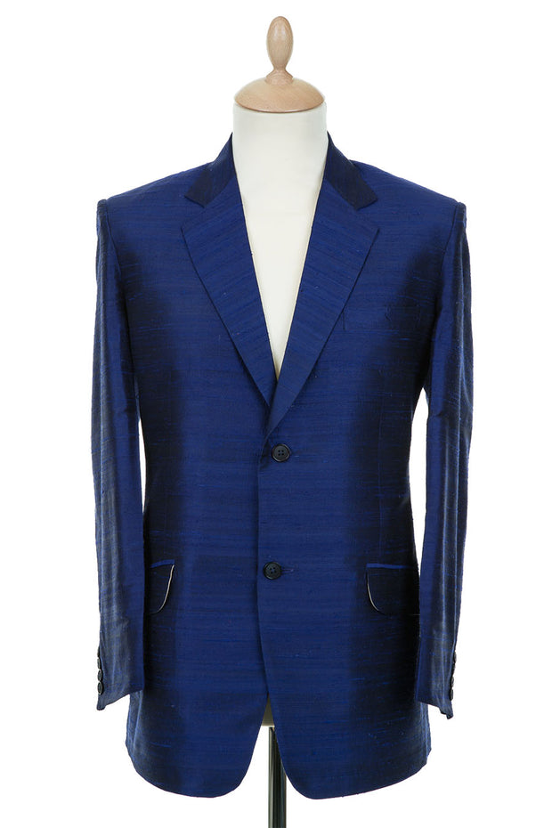 Mens Blazer in Midnight Blue
