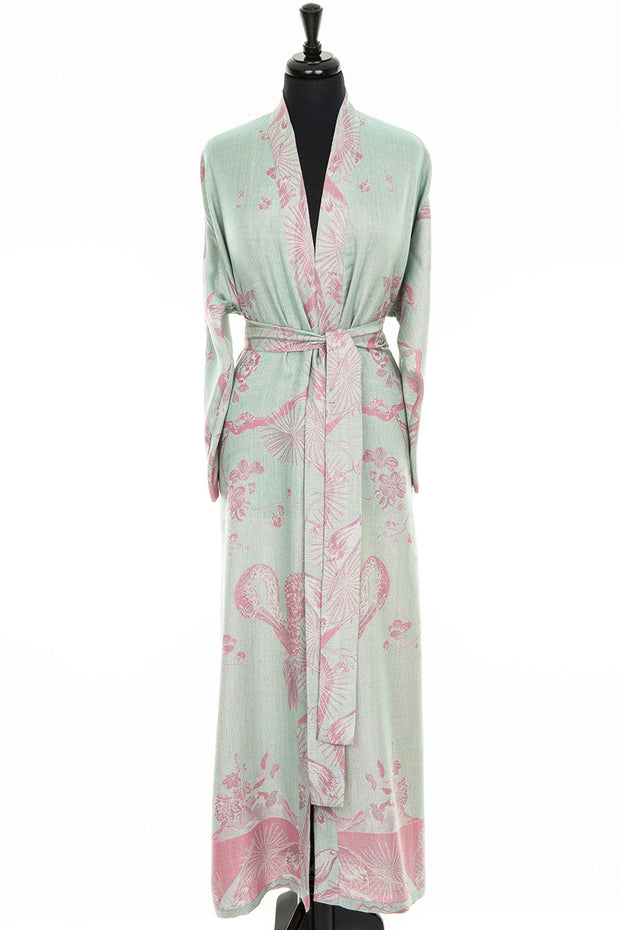 Reversible Dressing Gown in Baroque
