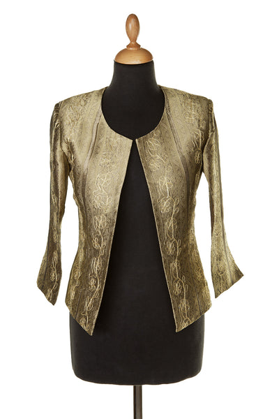 Juna Jacket in Antique Gold