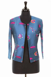 Juna Jacket in Vivid