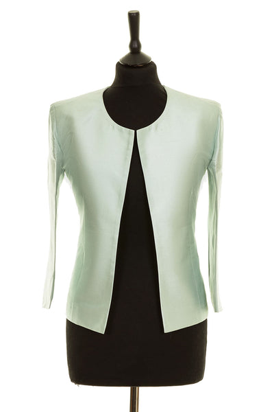 Juna Jacket in Mint Ice