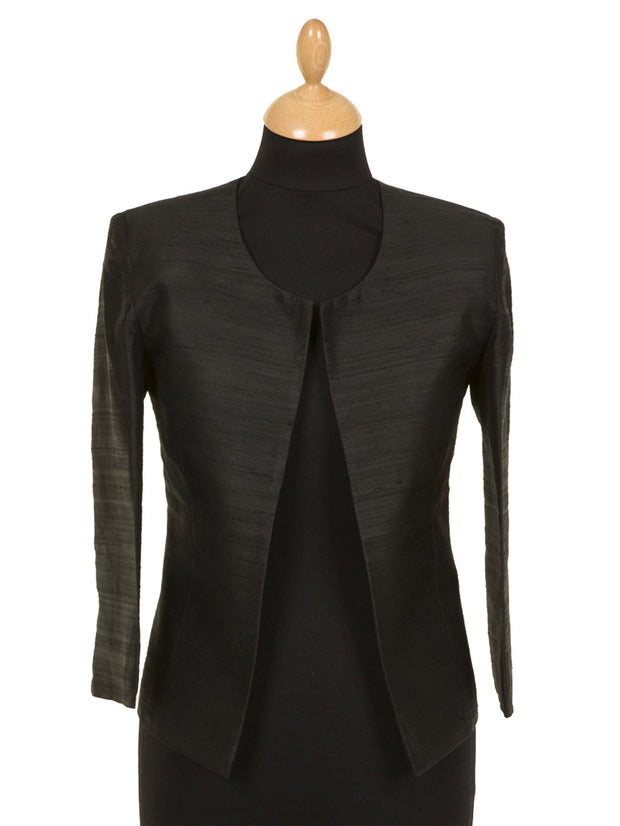Juna Jacket in Liquorice