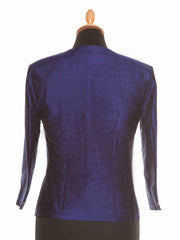 Juna Jacket in Midnight Blue