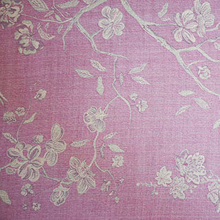 Bedspread/Throw in Lilac
