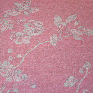 Long European Jacket in Rococo Pink