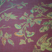 Fabric for Frida Jacket in Deep Purple