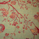 Fabric for Aquila Coat in Opaline