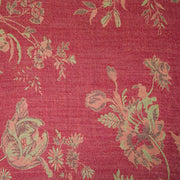 Fabric for Long European Jacket in Moss Rose