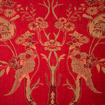 Fabric for Dali Coat in Rich Ruby