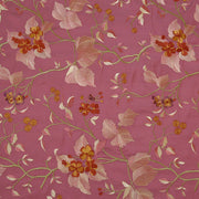 Fabric for Long European Jacket in Pink Shalimar