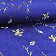 Fabric for Mens Nehru Waistcoat in Royal
