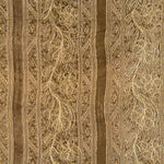 Fabric for Mens Waistcoat in Antique Gold