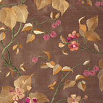 Fabric for Anya Jacket in Burnt Umber