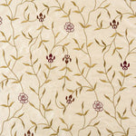 Fabric for Mens Waistcoat in Ivory