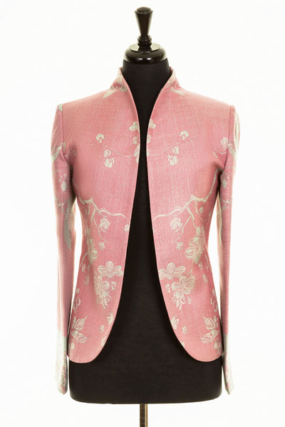 Anya Jacket in Rococo Pink