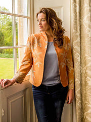 plus size tailored jacket, mother of the bride outfit, jacket for the races, jacket for the opera