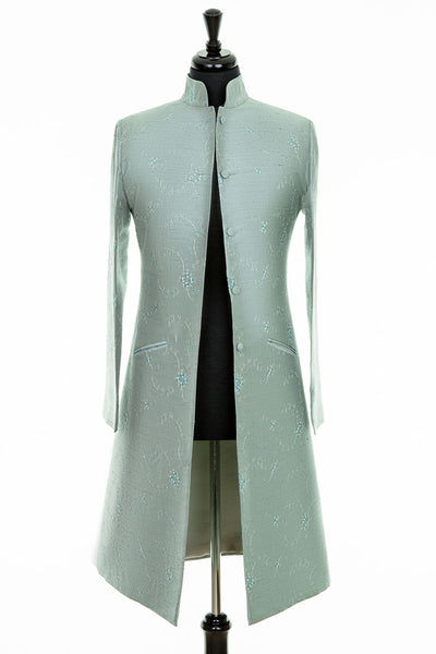 Nehru Coat in Moon