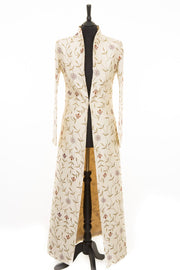 Devi Coat in Ivory