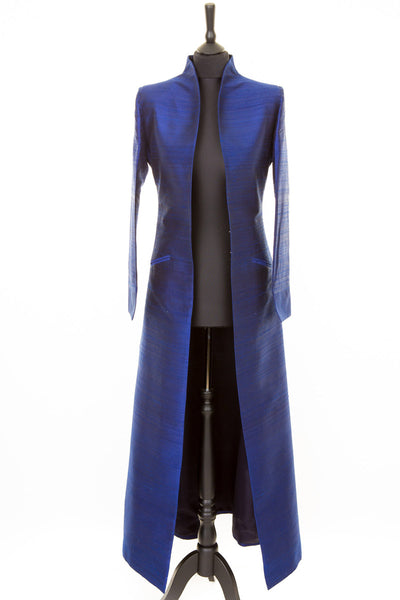 Devi Coat in Midnight Blue