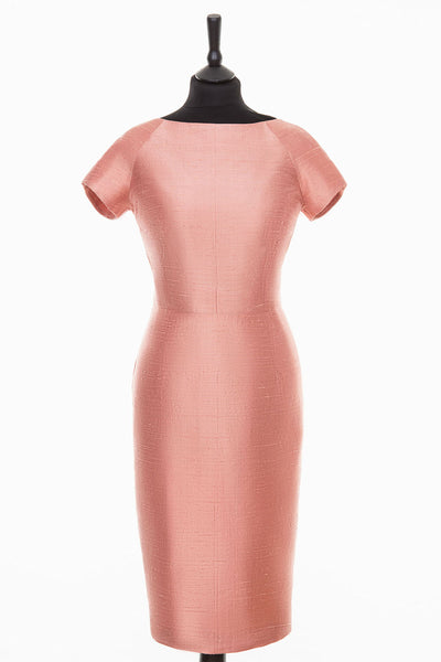 Hepburn Dress in Blush
