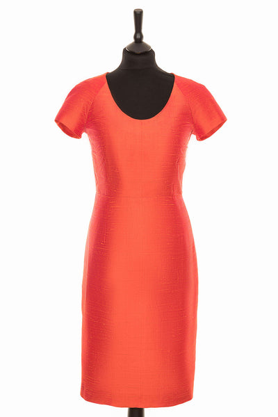 Vera Dress in Flame