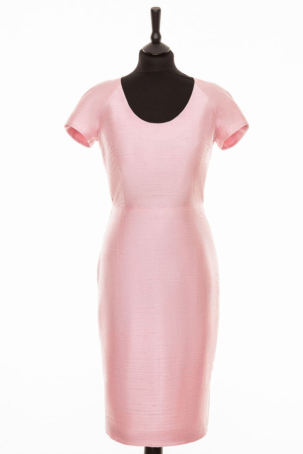 Vera Dress in Pink Sugar