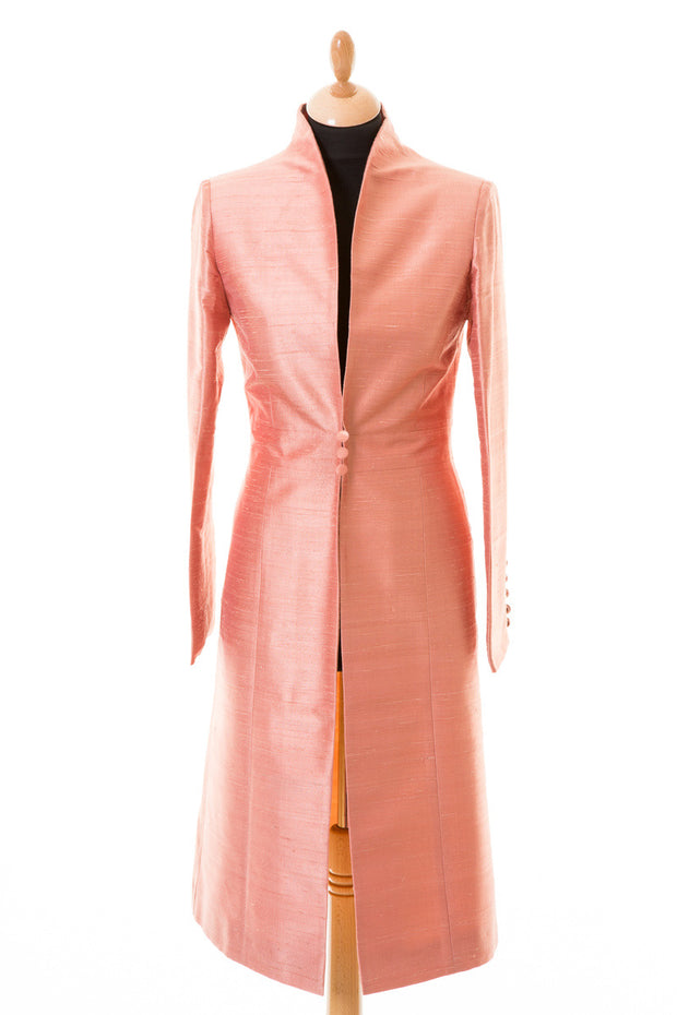 Avani Coat in Blush