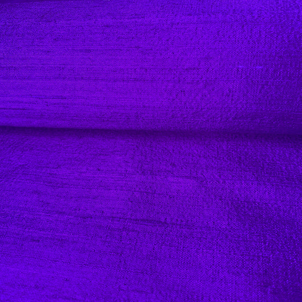 Long Nehru Jacket in Deep Violet
