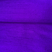 Fabric for Delphine Coat in Deep Violet