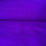 Fabric for Avani Coat in Deep Violet