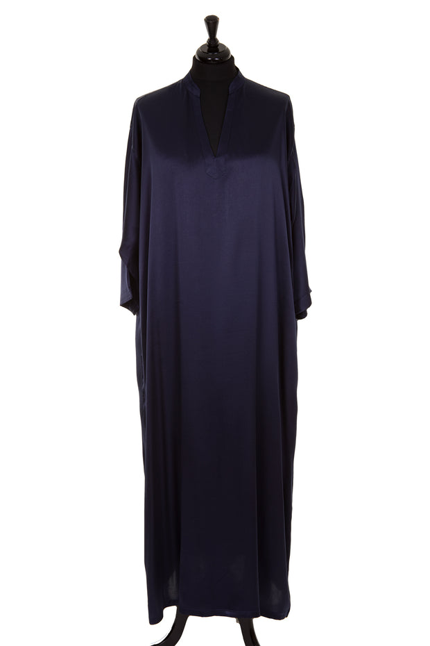 Coco Kaftan in Navy